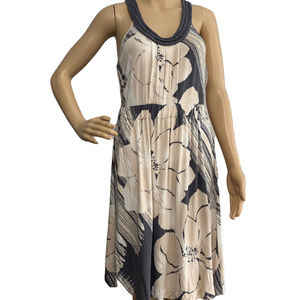 "Deletta ""Saltwater Blossom Sundress"" Braided S"